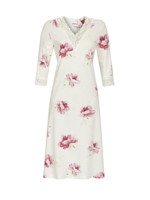 Ringella romantic floral print nightdress