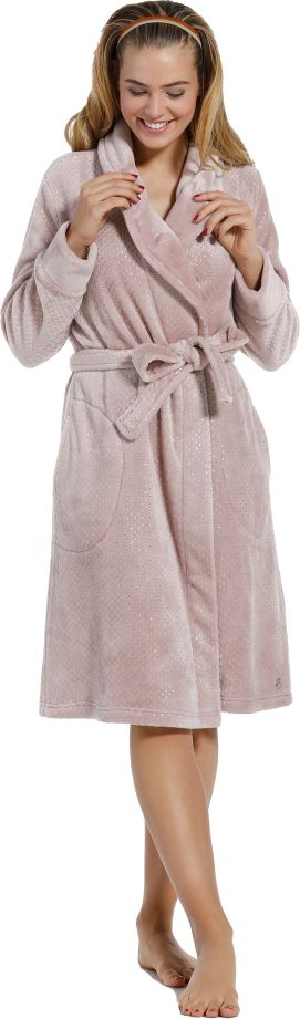 pastunette pink dressing gown