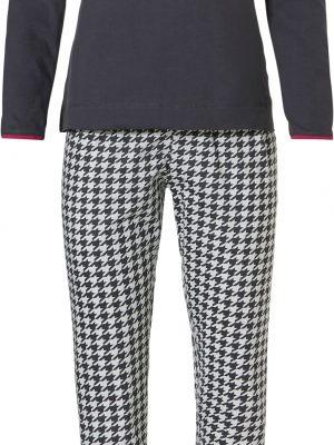 Rebelle Checkered Dog Pyjama