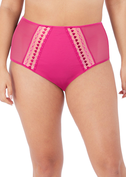 elomi brief pink kiss