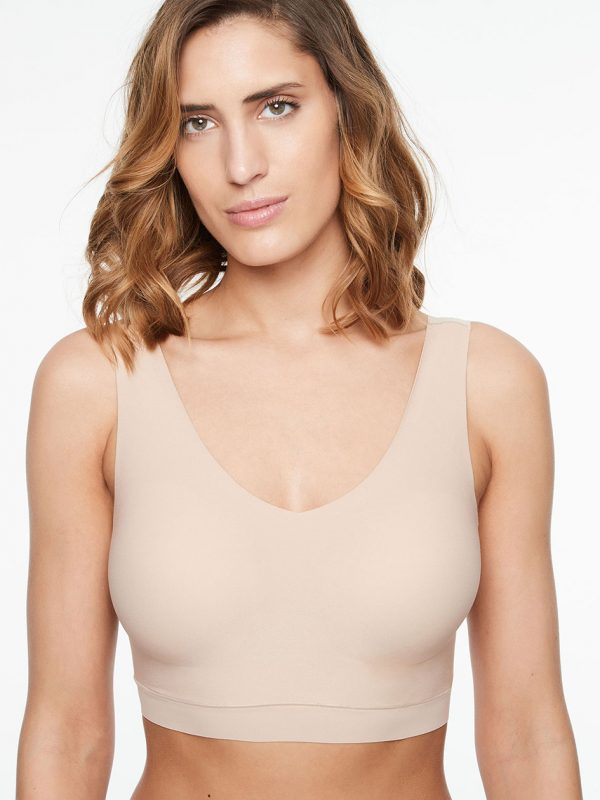 SOFTSTRETCH PADDED TOP