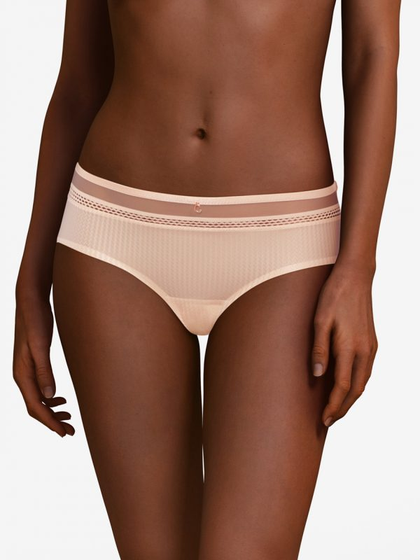 Chantelle CHIC ESSENTIAL COVERING SHORTY BLUSH PINK C16G40